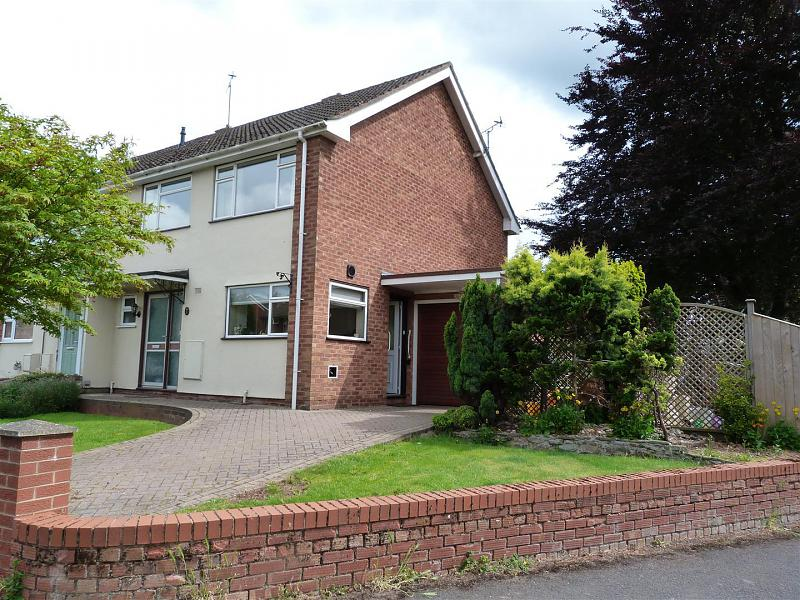 1 Holmer Manor Close, Holmer, Hereford