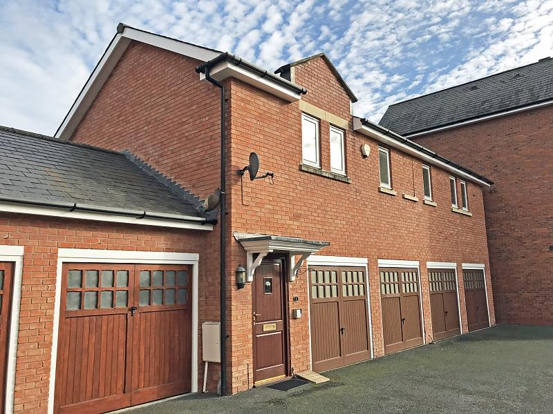 1 Nightingale Way, St James, Hereford