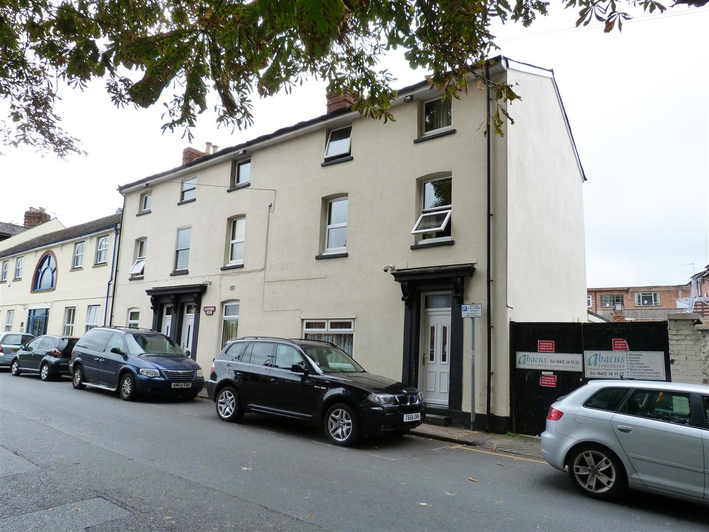 Harlequin House, Coningsby Street, Hereford