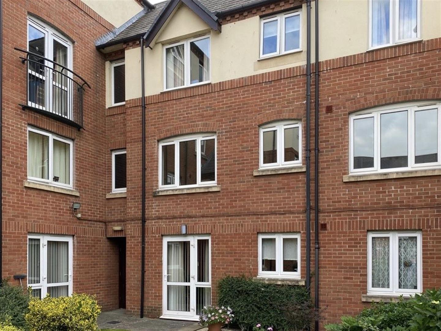 35 Watkins Court, Old Mill Close, Hereford