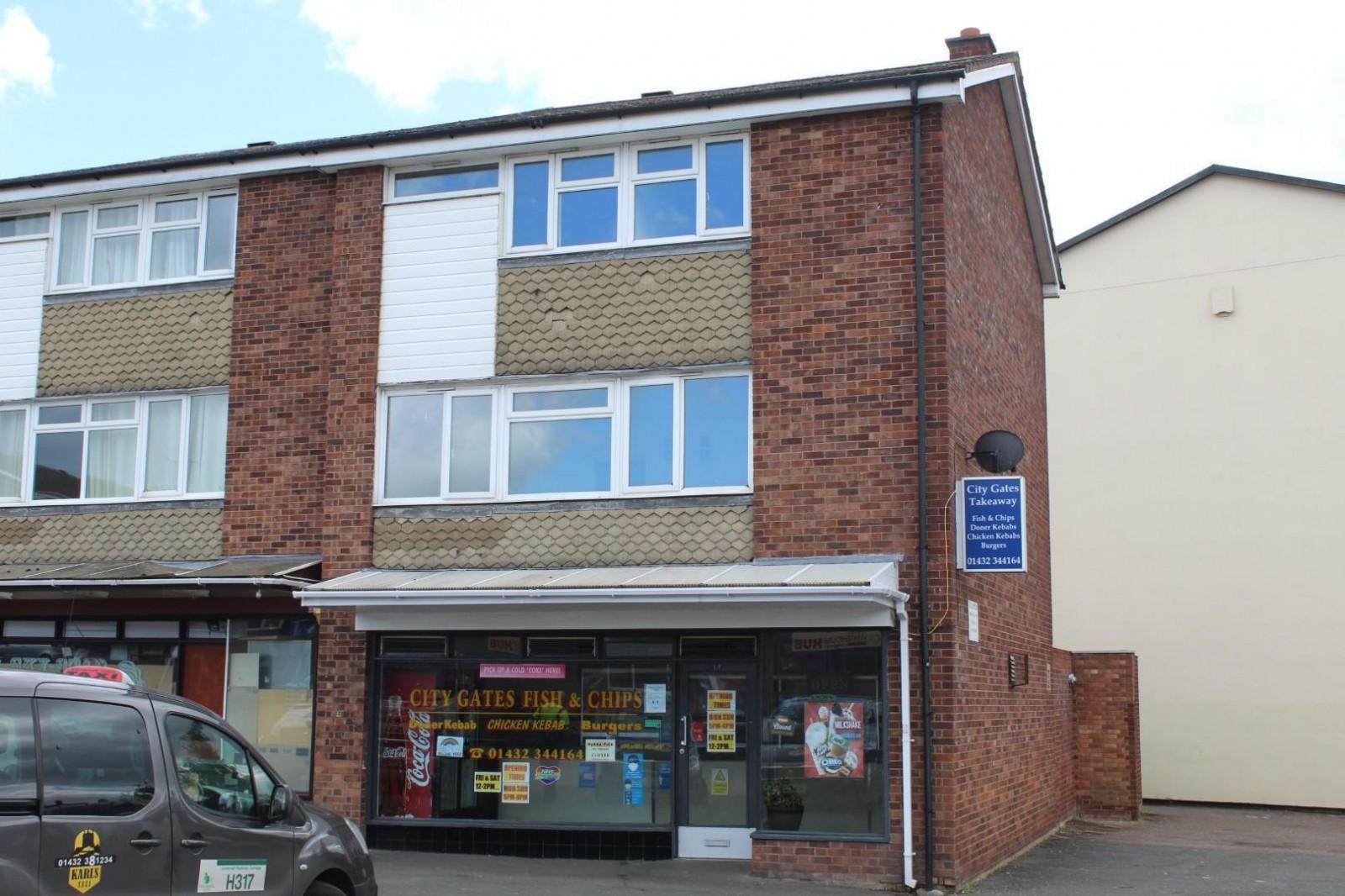 18 Chilton Square, Tupsley, Hereford