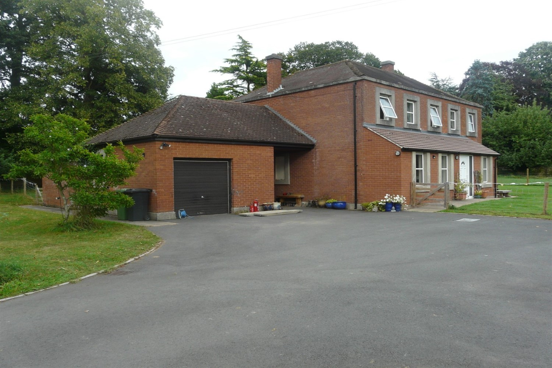 New Vicarage, Aylescroft, Ledbury