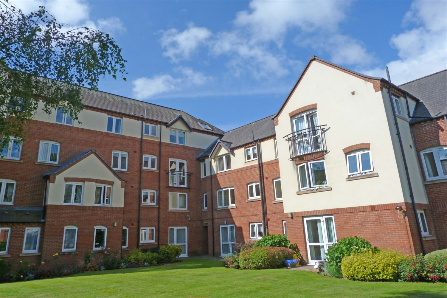 36 Watkins Court, Old Mill Close, Hereford