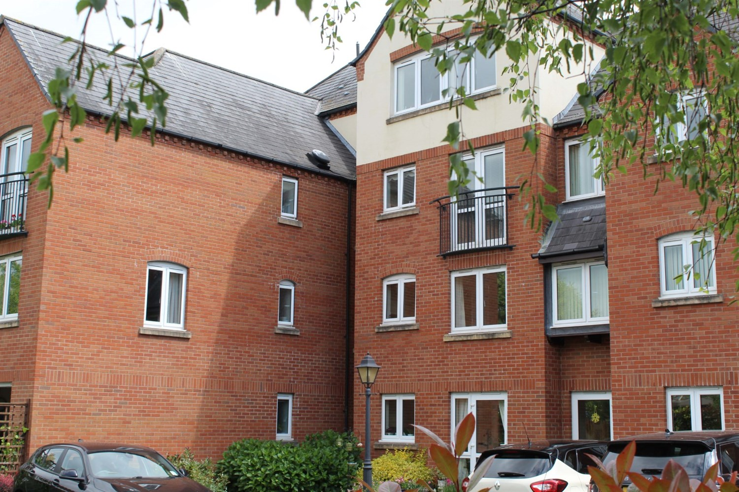 30 Watkins Court, Old Mill Close, Hereford