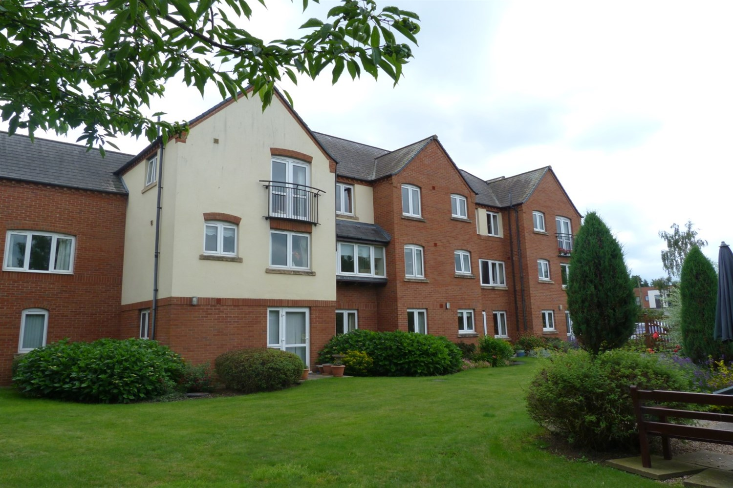 33 Watkins Court, Old Mill Close, Hereford